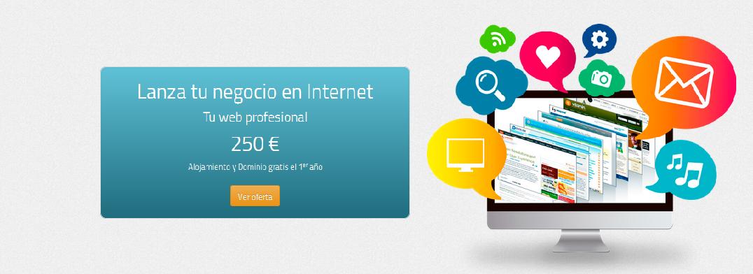 diseño web en almeria