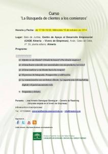 curso gratuito emprendedores almeria