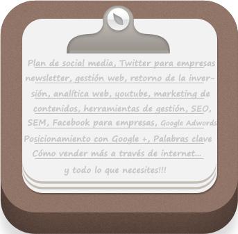 formacion redes sociales para negocios