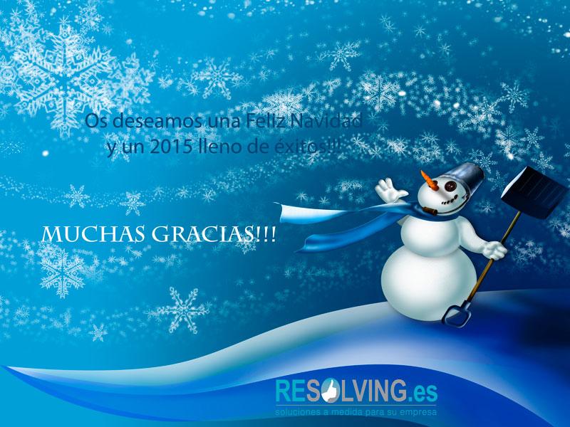 gracias 2014 almeria