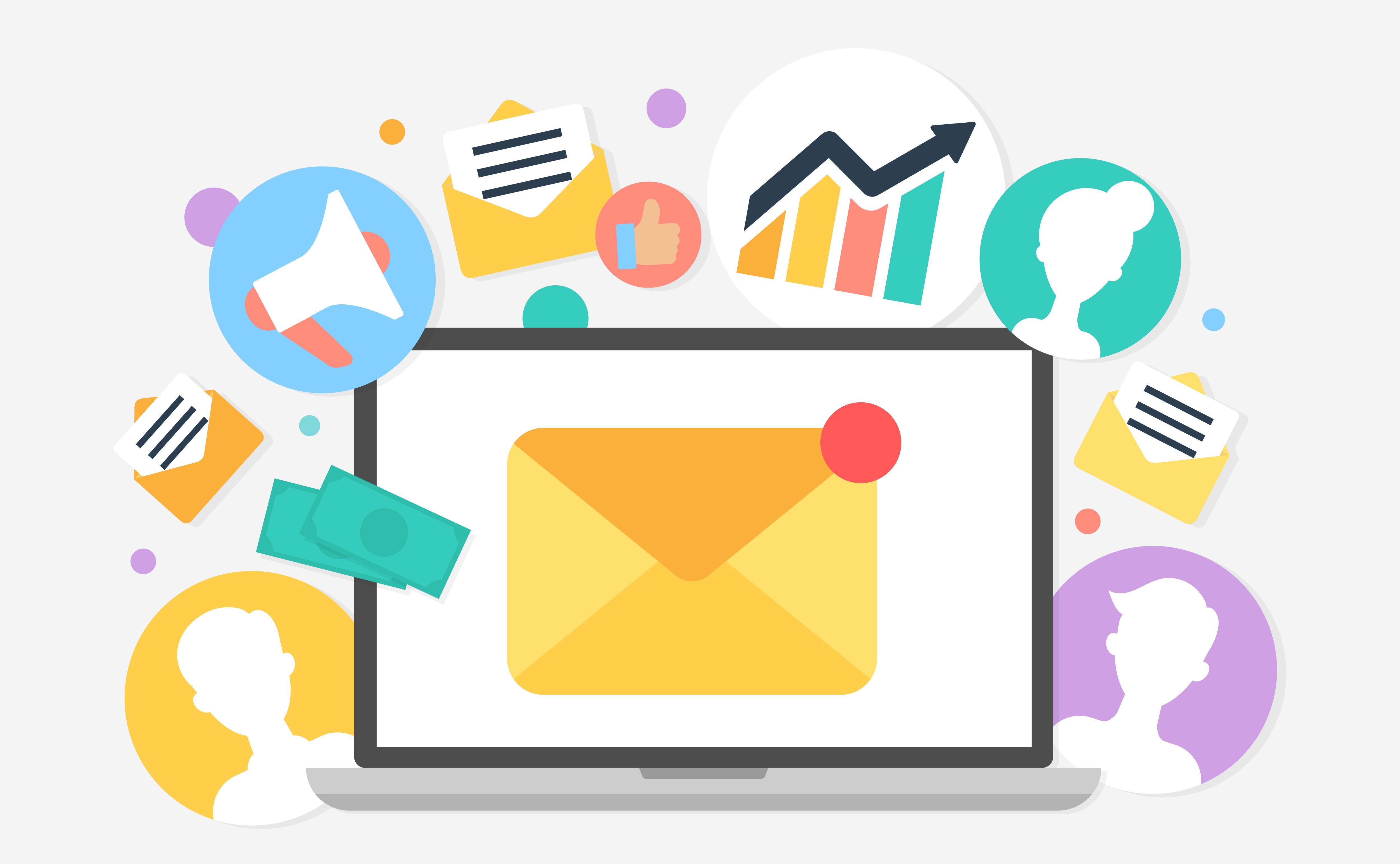 la estrategia de email marketing, en que consiste, objetivos, ventajas y ejemplos reales de como hacer un buen email marketing