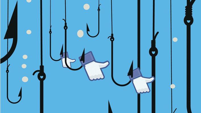 que es click baiting o clickbait y su uso en facebook o redes sociales en almeria