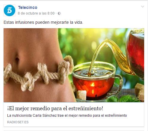 telecinco y click baiting redes sociales en almeria