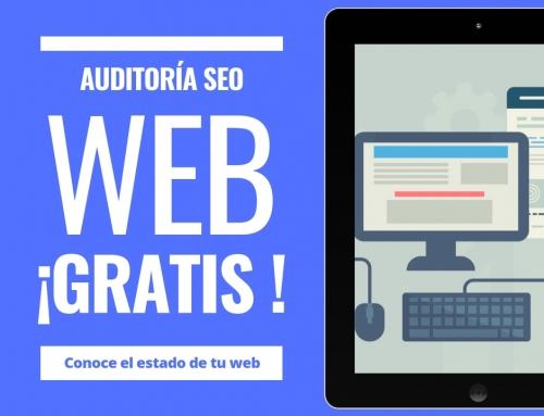 Auditoría web gratis durante el mes de septiembre