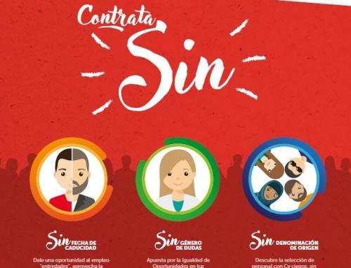 ¿Conoces el Plan de empleo de Cruz Roja y su Campaña 'SIN'?